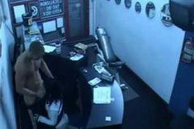 security cams fuck