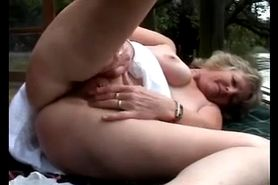 granny cheating and spreading