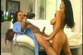 Logan Labrent and Ron Jeremy - Valley Heat
