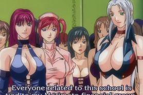 Discipline Hentai anime #1
