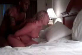 White Blonde fucked hard by a BBC