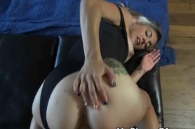 Thick Blonde Ex Getting Banged