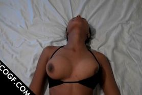 Choco sex goddess fucked in her tasty cunt like never b