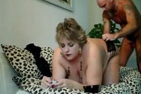 BBW Smoking Gets Fucked From Behind