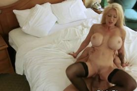 Cheating Wife With Fake Rack Banged
