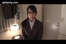 Cute Japanese Office Girl
