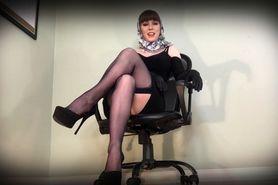 Stockings Spy Stratagem - Designer Stocking Role Play w