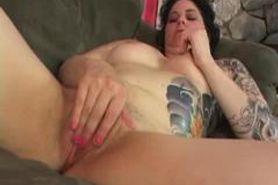 Chubby Tattoo Girl Nice Fuck!