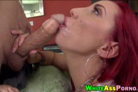 Big butt Kelly Divine fucked by big dick