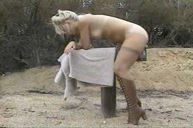 Women being punished