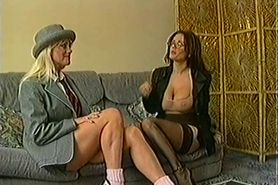 vhs teresa and louise fake lesbian softcore 01