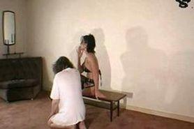 femdom amateur punishment session