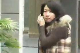 Japanese Girls Public Sharking