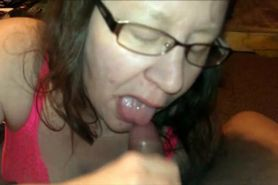 She hates swallowing cock juices