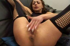 French anal casting - Djamila
