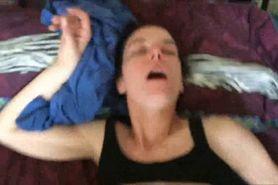 Sexy mommy POV intercourse