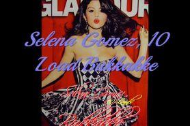 Selena Gomez 10 Load Bukkakke
