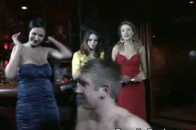 Drunken Women Sucking Dick During A Stagette Party