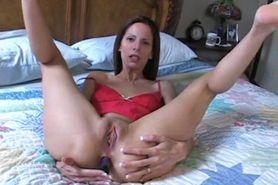anna krijgt sperma in haar kontje