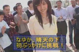 Japanese Lady Is A Cumslut - Bukkake Asian 8256