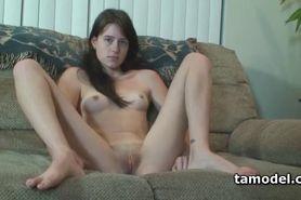 Lovely shy amateur girl