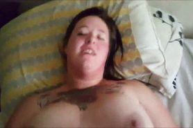 Chubby BBW Amateur - POV sex