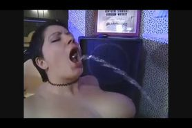 Hot Couple Pissing On Each Other