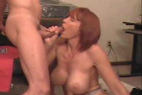 Twyla #14 - Big Tits Blowjob