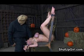 Halloween Extreme BDSM Punishment!