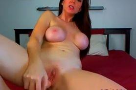 Beautiful big fake boobs