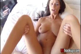 POV D Titty fuck in bath leads to soapy suck