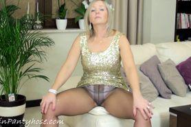 Alain pantyhose fetish #4