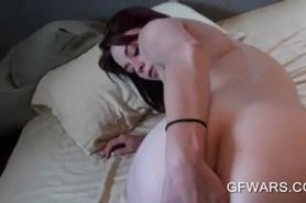 Turned on ex-GF banged on and on and given strong orgas