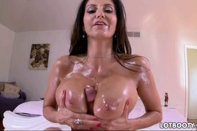 Big tit fuck fest on big ass Ava Addams
