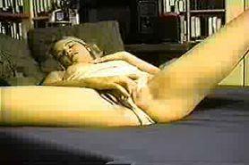 panties masturbating