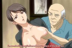 Tsuma to Mama to Boin hentai anime #2