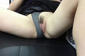 Sexy pussy got fucked
